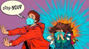 temor al coronavirus